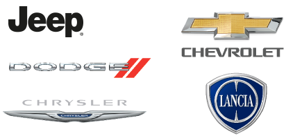 Servicepartner für Jeep, Chevrolet, Dodge, Chrysler und Lancia